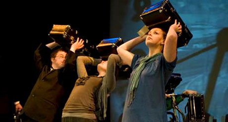 What holds you back? Inclusive theatre group calls for input on the topic of Restraint?