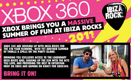Turn your special summer memories into a Snoop Dogg experience with Xbox and Ibiza Rocks