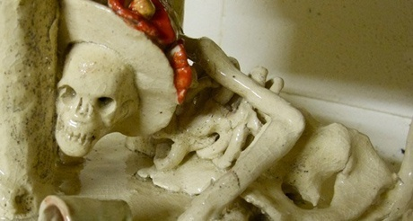 Vanitas: The Devonshire Day of the Dead