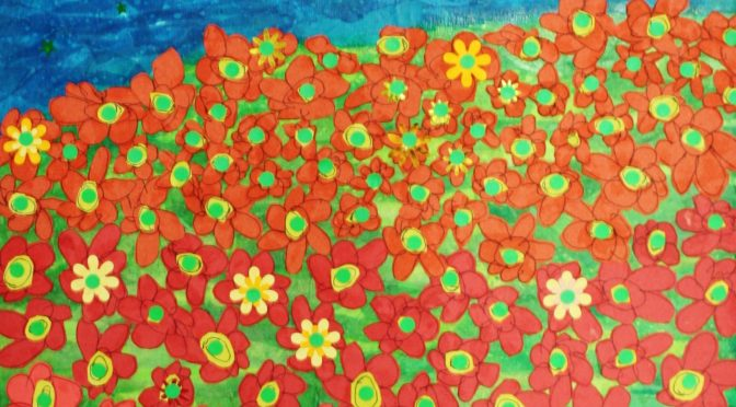 Making Art, Making Sense – Art exhibition by deafblind artists in Bristol