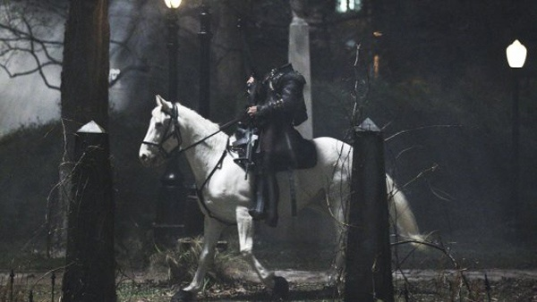 New show Sleepy Hollow reunites Ichabod Crane and the Headless Horseman