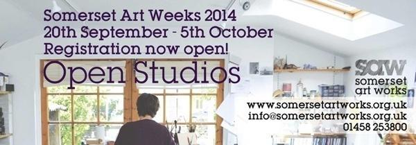 Get your registration in for Somerset Open Studios