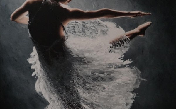 New dance paintings from Richard Young