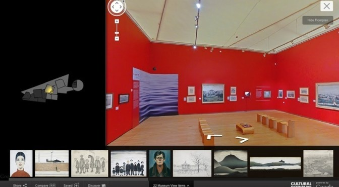 Google Cultural Institute The Lowry