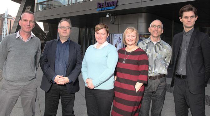 The Lowry unveils artistic 'dream team'
