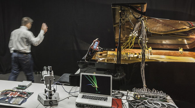 Science and music combine in style for the 2015 Peninsula Arts Contemporary Music Festival