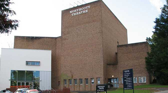 Exeter Northcott Theatre and the University of Exeter announce exciting new partnership