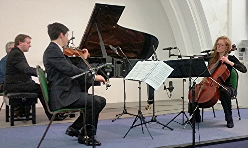 Freshness and crispness of Nordic Waves recital at the Sherwell Centre, Plymouth University (review)