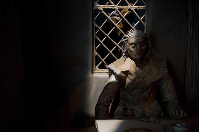 Antonio: Antonio (The Merchant of Venice) gambles in the tavern