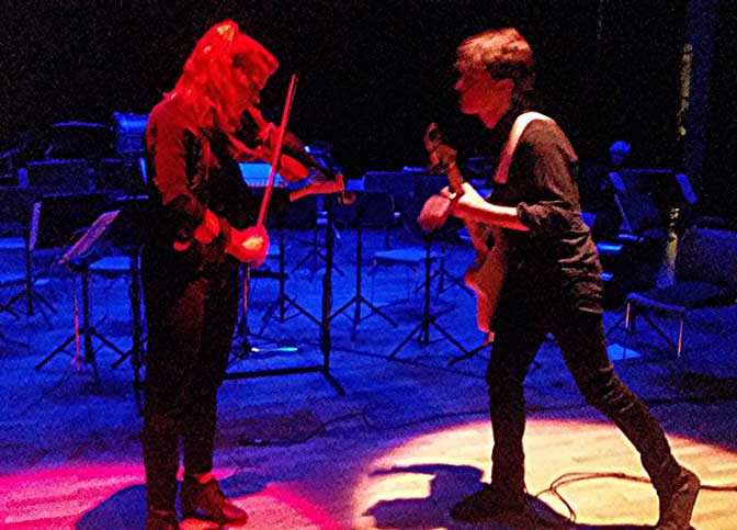 Concert review: Contemporary Music Festival, The House, Plymouth University