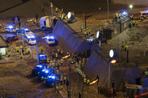 Jimmy Cauty Exeter Art Week