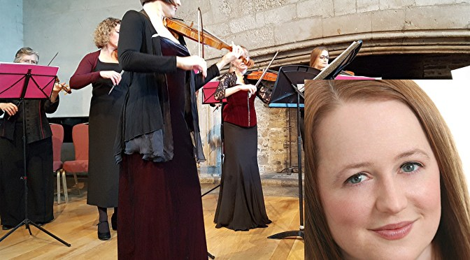 Devon Baroque with Miriam Allan inset
