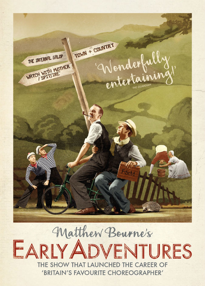 Matthew Bourne's Early Adventures