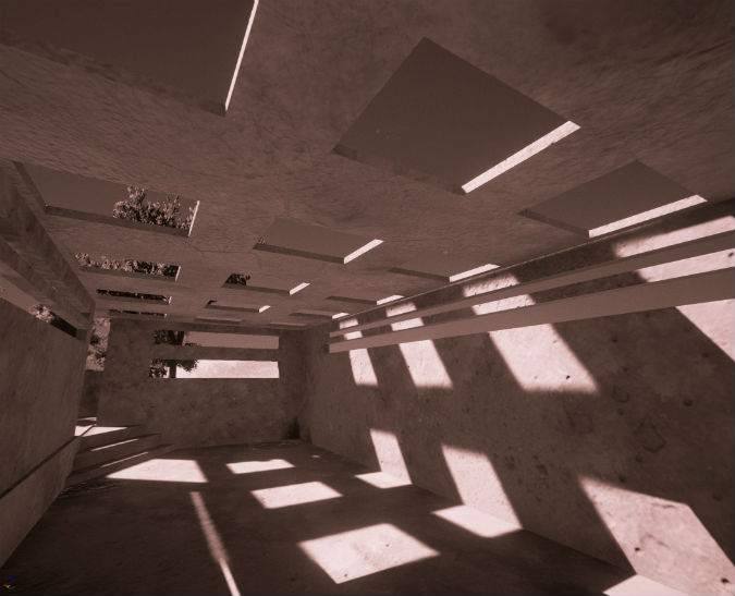 Artist Oliver Sutherland explores innovative digital simulations in The Gallery at Plymouth College of Art