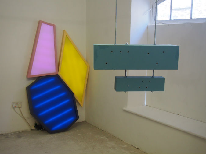 Plymouth inspires Stuart Robinson's new exhibition - 'Promontory'