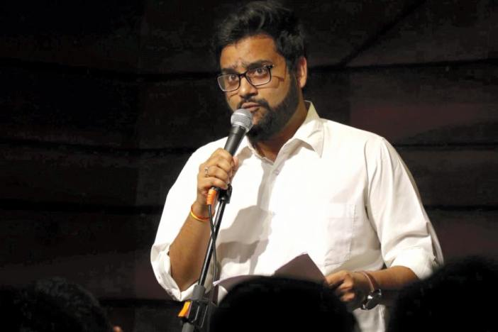 """Every time I see a fellow artist reciting a poem on stage, I get inspired."" Poet Prankur Chaturvedi  takes on our Q&A"