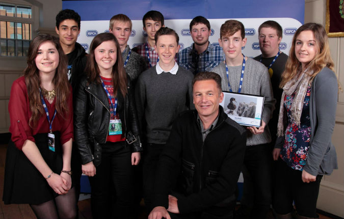 Exeter student creates UK e-platform for young wildlife photographers