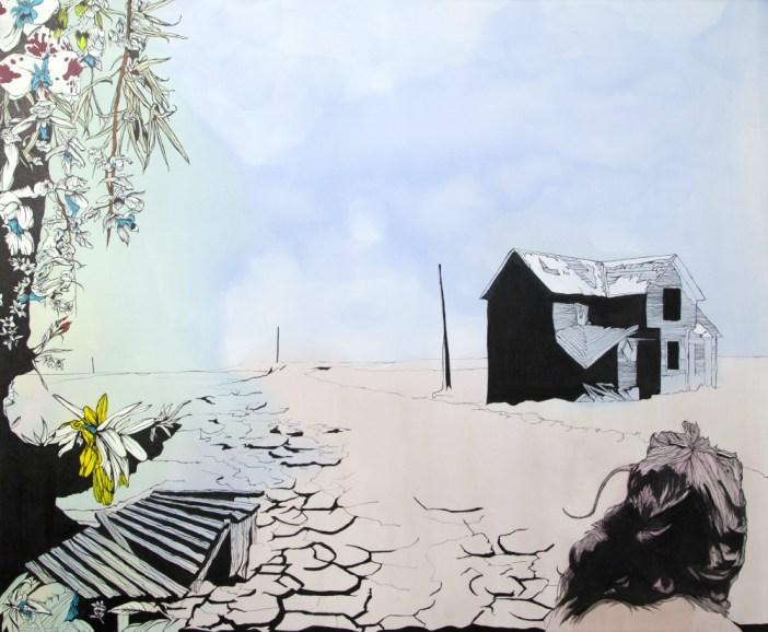 White Moose runs Marcus Lanyon's 'Age of Panic' workshops