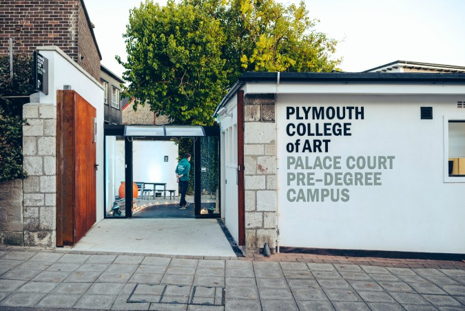 Plymouth College of Art invests in city centre home for Foundation Diploma in Art & Design students