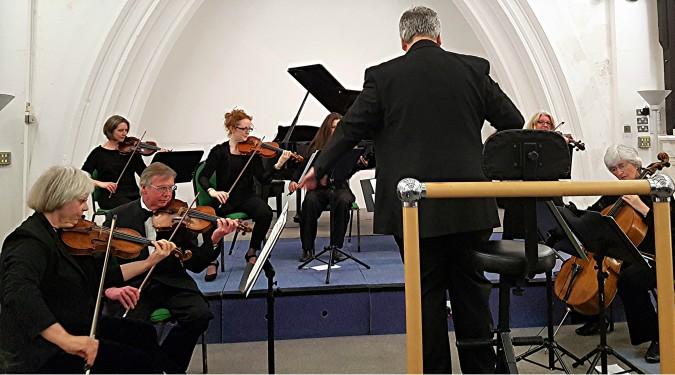 Mindful Visions reveals Peninsula Arts Sinfonietta's musical skill and ingenuity