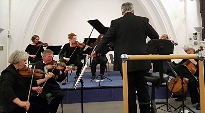 Peninsula Arts Sinfonietta