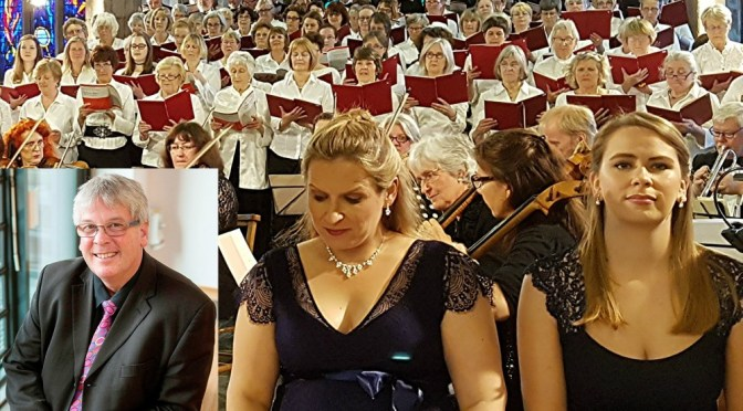 The end of an era: University of Plymouth Choral Society & Sinfonia mark the retirement of Simon Ible with trademark poignancy