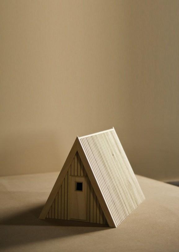 Russell Denman, Model Hut No 1