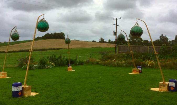 Buoyed – glass buoys to speak up for fishing communities