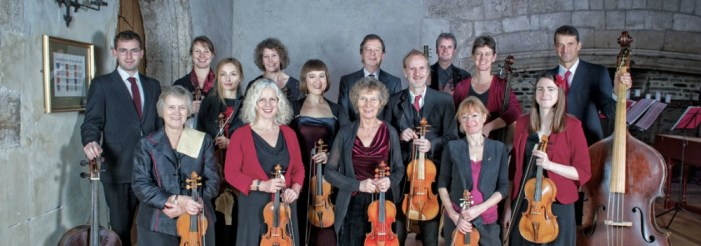 Musical Battles, and the Trumpet, Naturally… Devon Baroque with Russell Gilmour at Dartington
