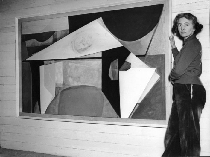 Wilhemina Barns-Graham Trust free lecture in Plymouth