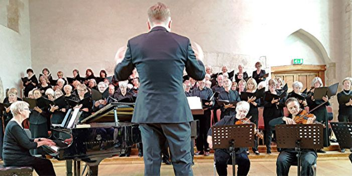 Dartington Community Choir Spring Concert 2018 – Carl Orff's Carmina Burana
