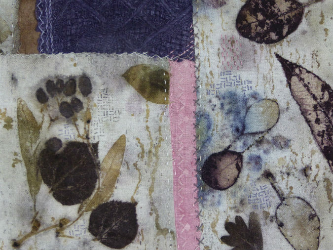 Unfolding Stories – exciting textile art exhibition spins yarns inspired by the environment, landscape and individual experiences