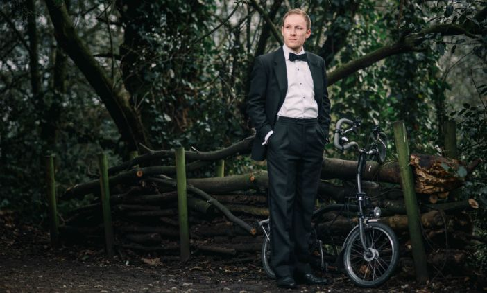 David Jones' epic pedal-powered music/cycling adventure Song Cycle in final stretch