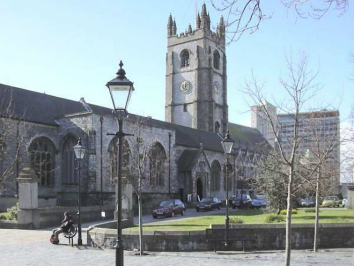 Share the joy of music over lunch in Plymouth | Lunchtime Recitals at the Minster Church of St Andrew – June to September 2018