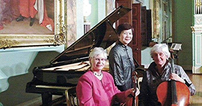 A musical feast as Divertimento Piano Trio present their summer concerts