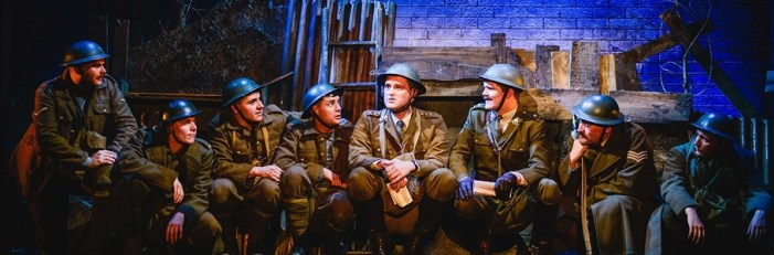 The Wipers Times – satirical, historical stage show tour. Q&A with Ian Hislop and Nick Newman