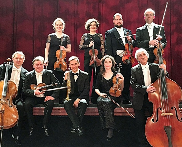 Orchestral classics from Chamber Philharmonic Europe in Newton Abbot