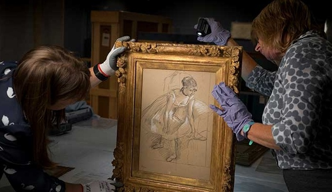 Degas: Passion for Perfection exhibition gets cinema release