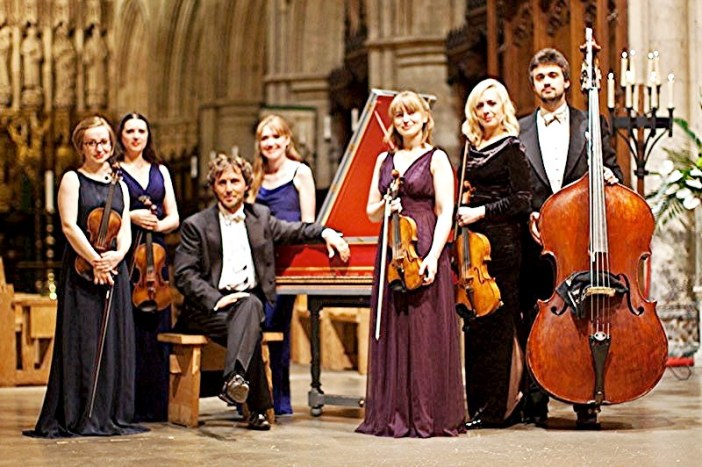 Early Music in Cornwall, Devon, and Somerset – November 2018 to January 2019