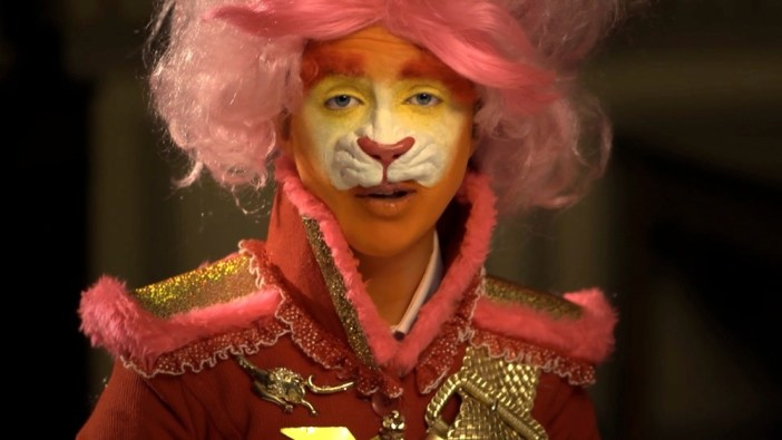 Rachel Maclean pokes at national identity with the Lion and the Unicorn