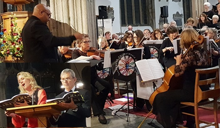 Moving performance commemorates loss and celebrates life | SWPC at the Minster Church of St Andrew