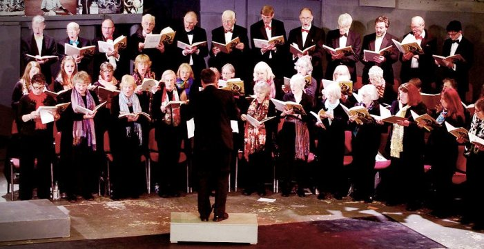 A Russian Christmas with the East Cornwall Bach Choir