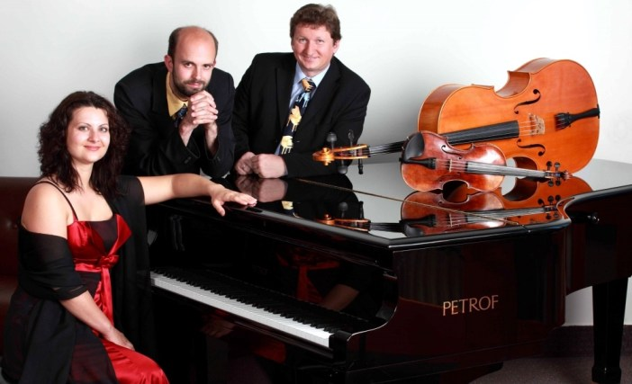 Unmatched Petrof Trio part of NADSA Concert Series