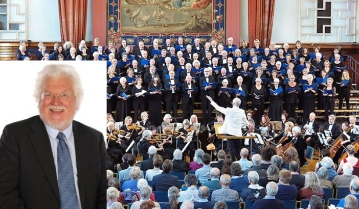Plymouth Philharmonic Choir performs Bach's St Matthew Passion