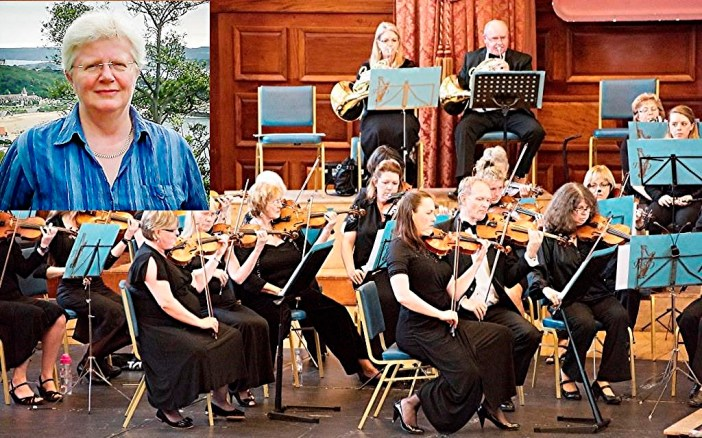 Next two concerts by our own Plymouth Symphony Orchestra