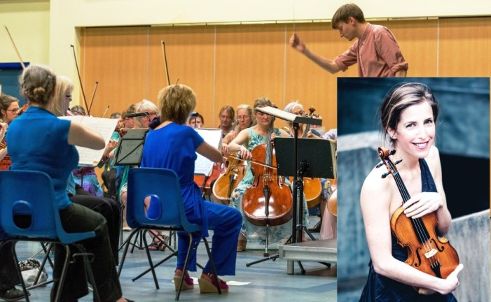 Devon Philharmonic Orchestra official launch concert
