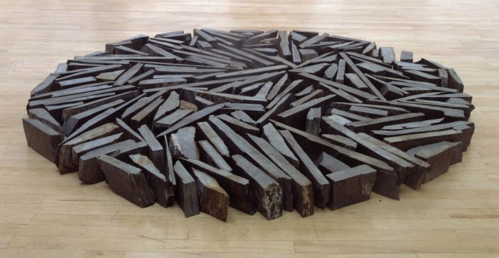 Richard Long show to launch Culture and Climate 2020