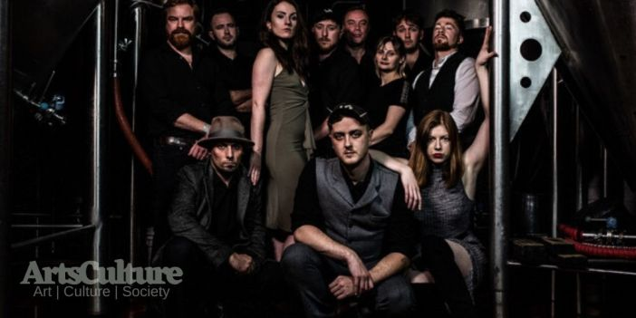 Dutty Moonshine Big Band bring their City of Sin to you
