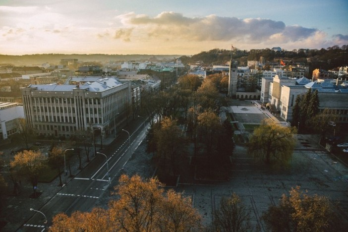 Kaunas, Lithuania | European Capital of Culture 2022