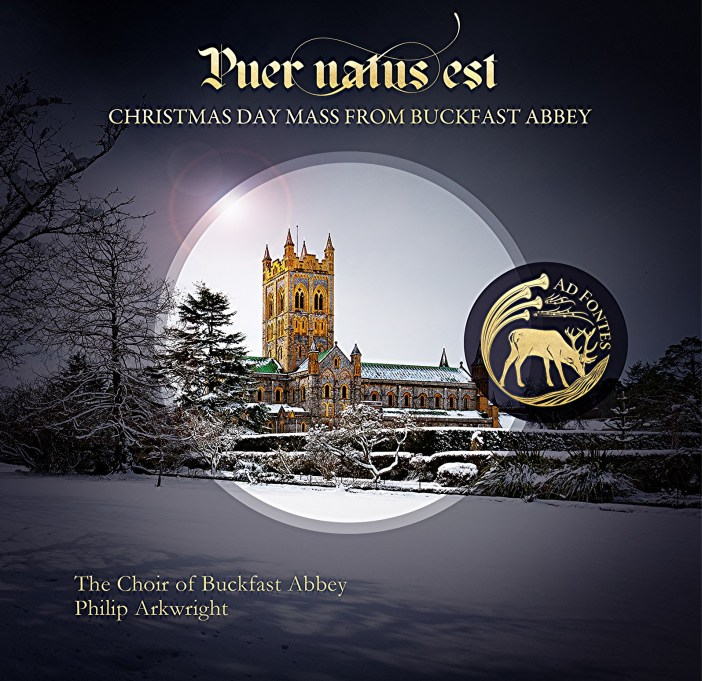 Buckfast Abbey Choir releases new Christmas CD – Mass for Christmas morning 'Puer natus est'
